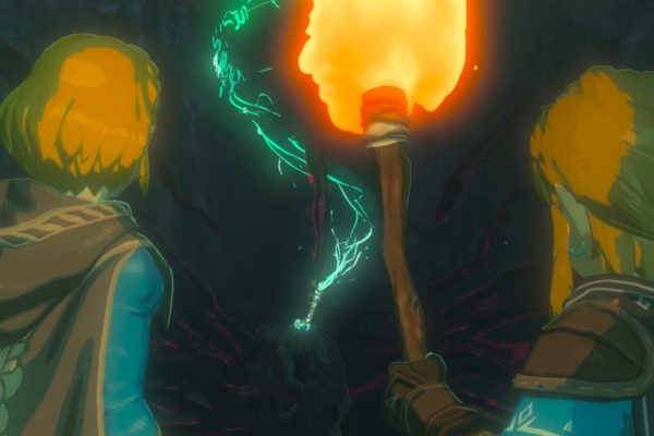breath of the wild sequel zelda first look
